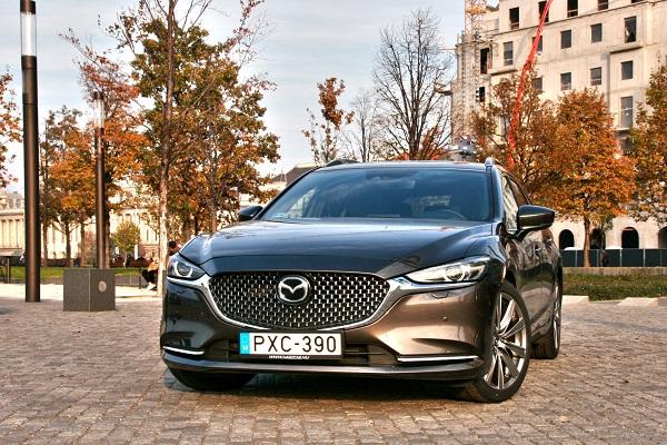 Mazda6 - Kép: PP Archív, Fotó: Autoblog