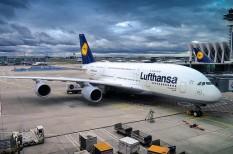 forgalom, közlekedés, légisztrájk, németország, repülőtér