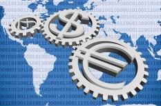dvos, felmérés, globalizáció, kína, növekedés, usa, világgazdaság