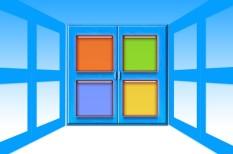 biztonság, kockázat, megszűnés, veszély, windows7