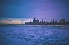 amerika, chicago, déli-sark, Északi-sark, európa, hideg, klímaváltozás, rekord, szélsőséges időjárás, tél, trump