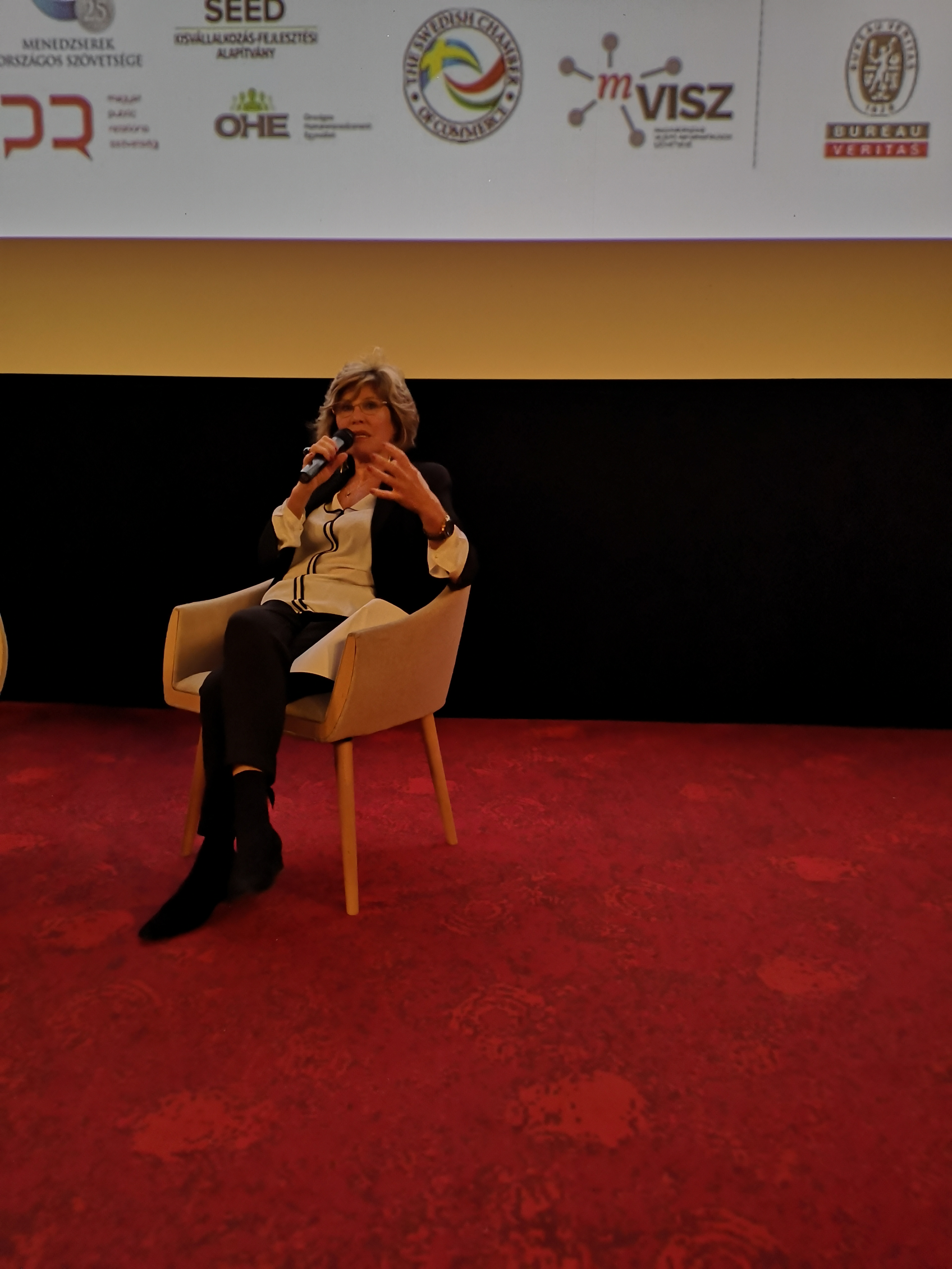 Carla Galli (Fotó: PP)