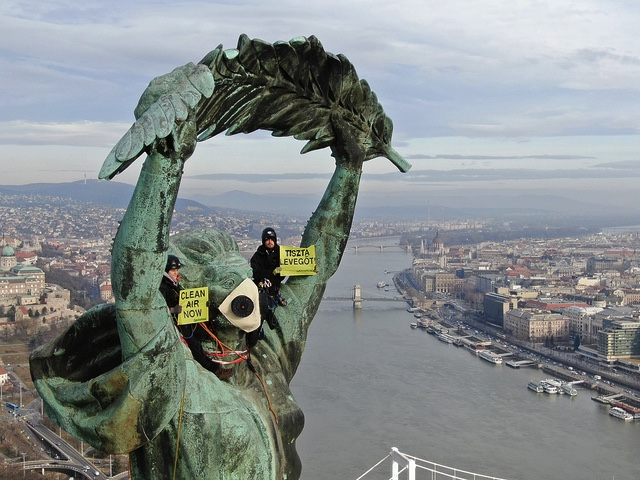 Kép: Greenpeace Magyarország