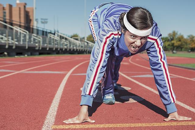 Irány a sportpálya! - Kép: Pixabay