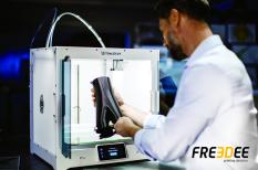 3D-s nyomtatás, FreeDee, promóció