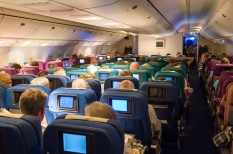kényelem, profit, repülés, ülések, zsúfoltság