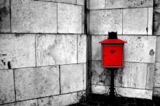 bejelentés, cég, dokumentum, postaláda, székhely
