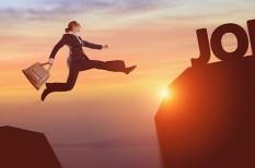 állás, karrier, munka, pályamódosítás, siker