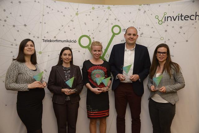 InnoMax 2019 díjazottak