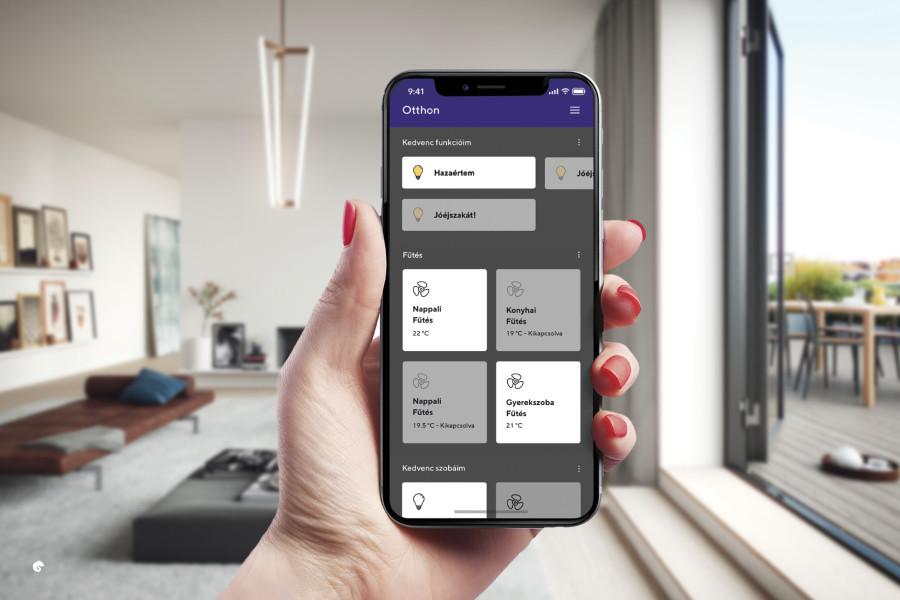 A Chameleon Smart Home okoslakását hamarosan bárki kipróbálhatja
