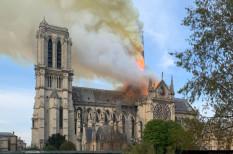 adakozás, jótékonyság, Notre Dame, szupergazdagok