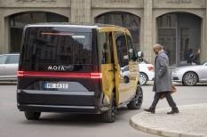 app, közlekedés, villany minibusz, volkswagen