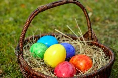 húsvét, környezetbarát, műanyag, újrahasznosítható
