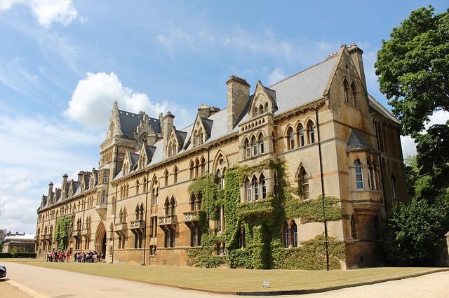 Universíty of Oxford, ahol a diploma is valódi Kép: Pixabay
