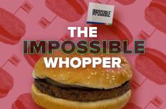 burger, egészség, növény, vega, whopper