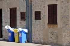 hulladékgyűjtés, környezettudatosság, munkahely, szelektív, zöld