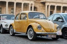 autó, Porsche, VW Bogár