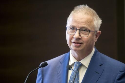 Trócsányi László. Kép forrása: MTI, Mohai Balázs