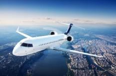 légszennyezés, repülés, széndioxid