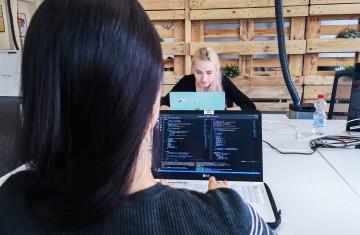karrier, nők, programozás, webfejlesztés