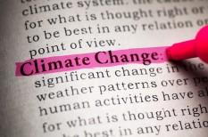 klímaváltozás, környezetvédelem