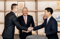 Óriási dél-koreai beruházás jön Magyarországra