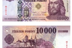 10 ezer forint, bankjegycsere, mnb