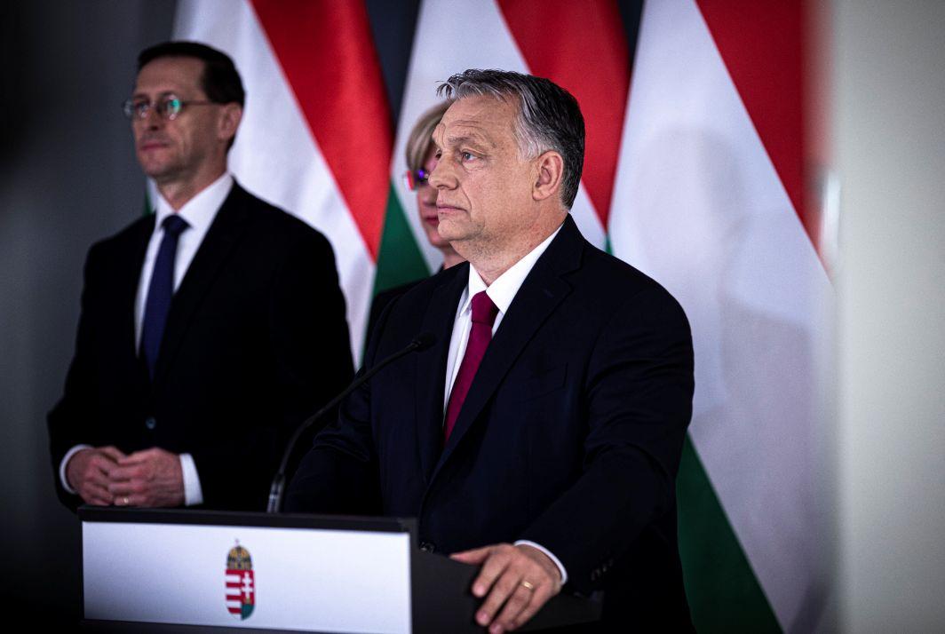 Orbán Viktor élesen nemet mondott az EU-nak
